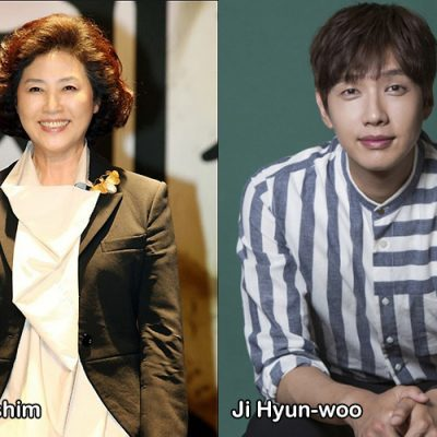 KO Doo-shim E JI Hyun-woo si immergono in SHINING MOMENT