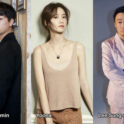 Yoon-a, PARK Jung-min e LEE Sung-min in MIRACLE di LEE Jang-hoon