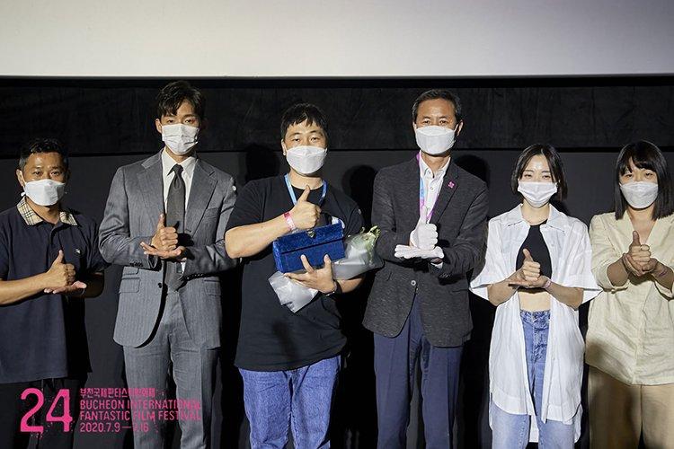 FESTIVAL trionfa con 4 premi a Bucheon