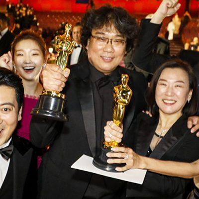 Il Team di PARASITE e altri si uniscono all'organo di voto degli Academy Awards