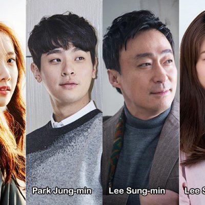 Yoon-a, PARK Jung-min e LEE Sung-min confermati per MIRACLE