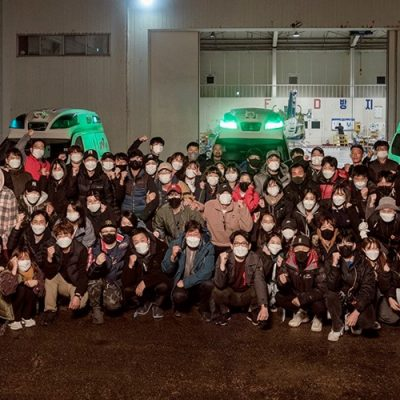 EMERGENCY DECLARATION di HAN Jae-rim completa la produzione
