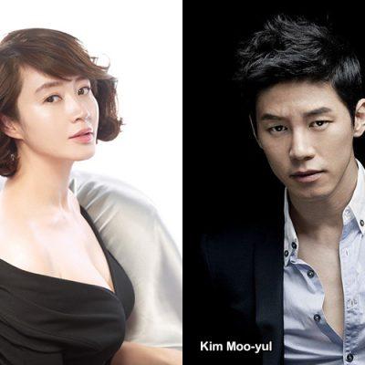 KIM Hye-soo e KIM Moo-yul nella serie Netflix BOY JUDGE