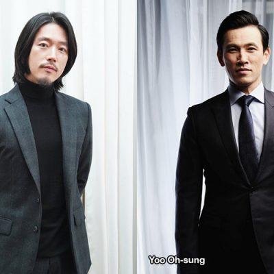 L'Action Noir GANGNEUNG con JANG Hyuk e YU Oh-seong termina la produzione