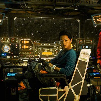 Confermato il lancio su Netflix di SPACE SWEEPERS