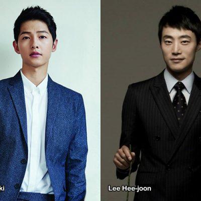 BOGOTA con SONG Joong-ki e LEE Hee-joon riprende la produzione in Colombia