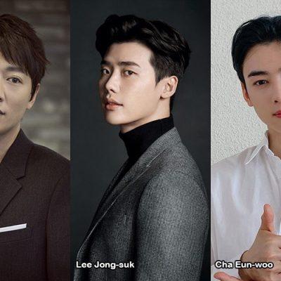 LEE Jong-suk e KIM Rae-won in DECIBEL