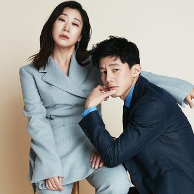 Ra Mi-ran e Kim Mu-yeol riprendono i loro ruoli in AN HONEST CANDIDATE 2