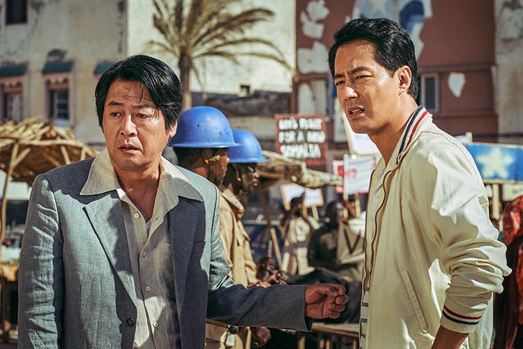La Corea seleziona ESCAPE FROM MOGADISHU per l'Oscar come Miglior Film Internazionale